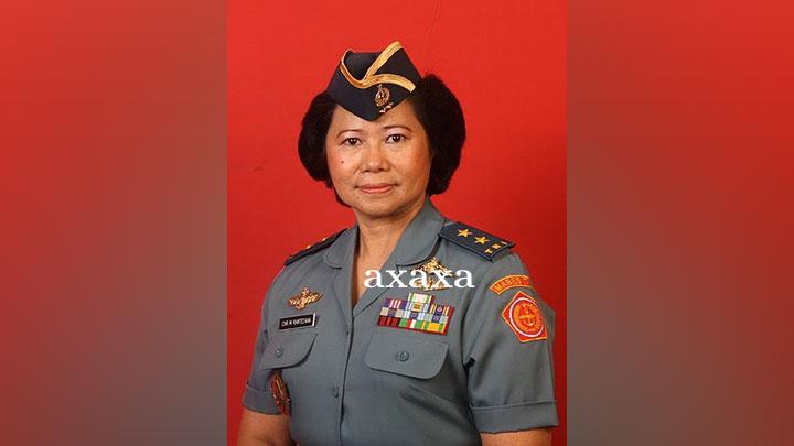 Perempuan Asal Toraja Christina Rantetana, Jenderal Wanita Pertama AL se-ASEAN