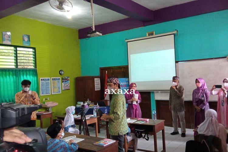 Blusukan ke Yogyakarta, Nadiem Bermalam di Rumah Calon Guru Penggerak