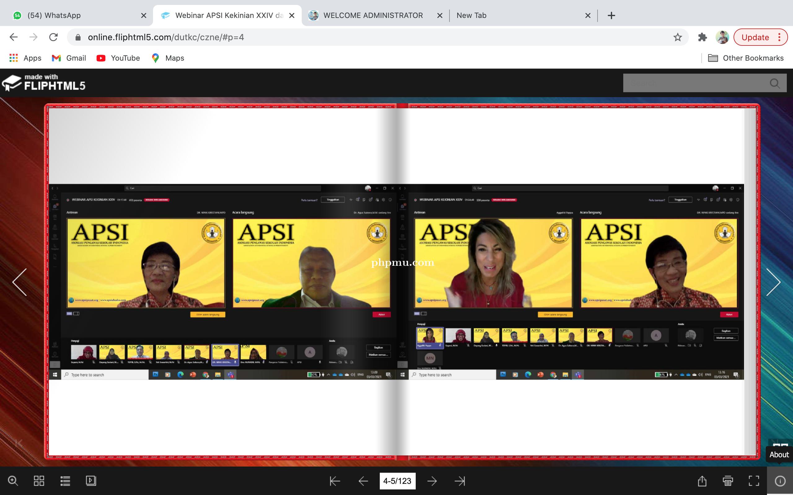 Webinar Kekinian APSI XXIV